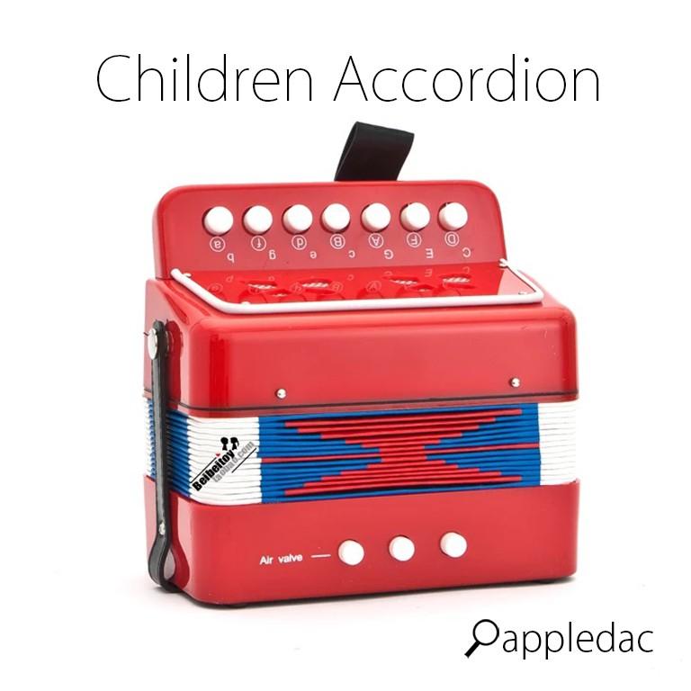 手風琴  荷蘭設計 兒童禮物 樂團 鋼琴 音樂 兒童玩具 兒童 樂器 兒童樂器 聖誕禮物