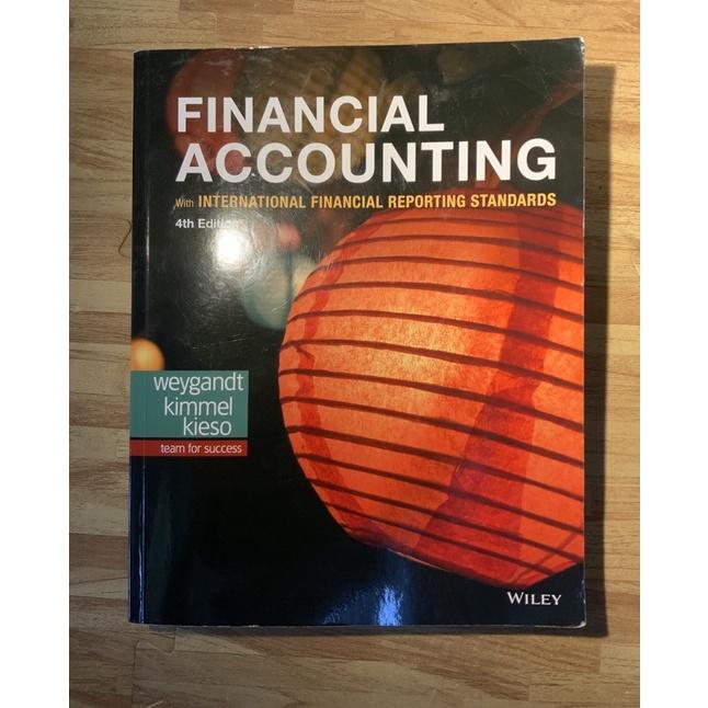 Financial accounting 4e 會計