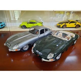 1:18 Bburago Jaguar Type E 金屬模型車 maisto可參考 1/ 18 高雄市