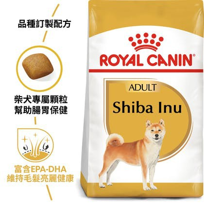 ROYAL CANIN 法國皇家柴犬成犬S26/ 4kg
