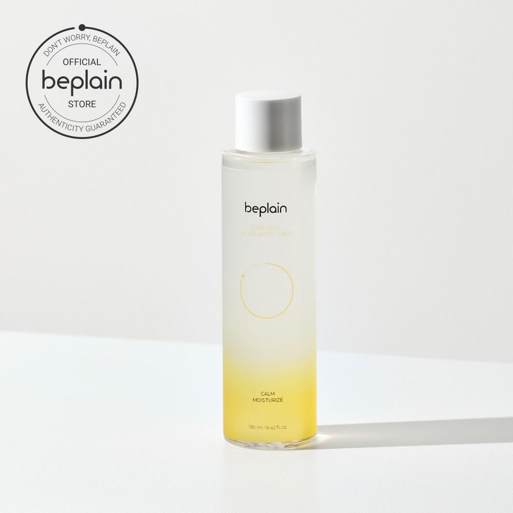 [beplain] 洋甘菊pH平衡化妝水 (190ml)