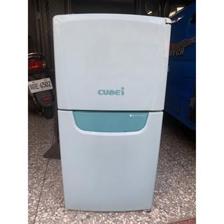 [中古] LG 90L 小雙門冰箱 家庭冰箱