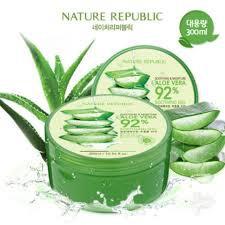 韓國 Nature Republic 92% 蘆薈補水修護保濕凝膠 300ml