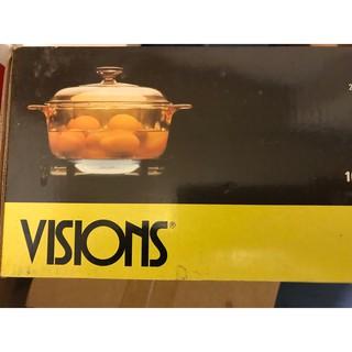 VISIONS 康寧 2.25L 晶彩透明雙耳湯鍋VS-22 桃園市