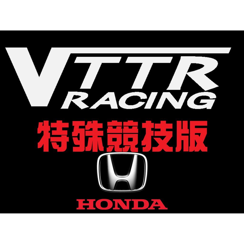 【VTTR Racing】HONDA CIVIC CITY ACCORDFIT CRV特殊競技版 來令片 煞車改裝