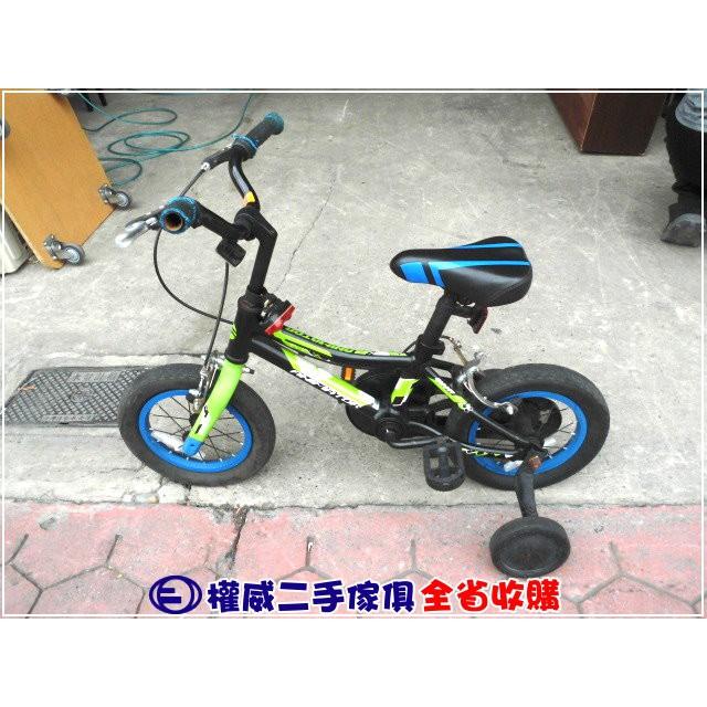 二手家具台中權威 捷安特兒童自行車ANIMATOR F/W 12(含輔助輪) ▪ 台中中古傢俱家電回收腳踏車登山車滑板車