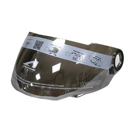 【ASTONE】GT1000F 專用鏡片(電鍍銀/電五彩/電鍍金) 全罩式安全帽 配件