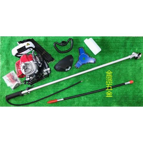 (附發票)金派五金~~型鋼力 TSK-430H 二行程 引擎式割草機 軟管背負式 割草機
