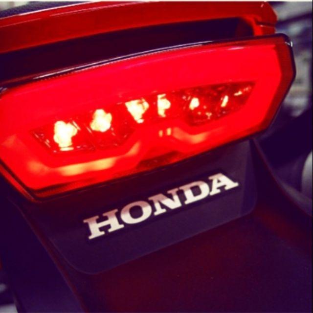 HONDA MSX125 /MSX125SF    整合式尾燈組