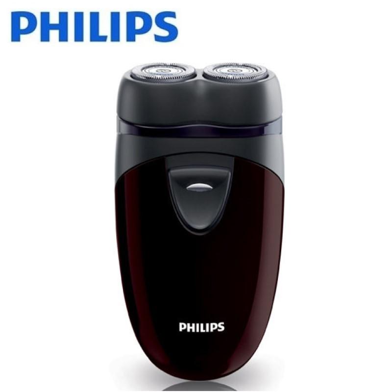 Philips飛利浦 雙刀頭輕巧電池式電鬍刀/刮鬍刀 PQ206
