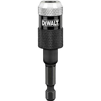 DEWALT無包裝得偉衝擊起子快速減負荷帶磁性接桿 磁環 強磁 磁力套