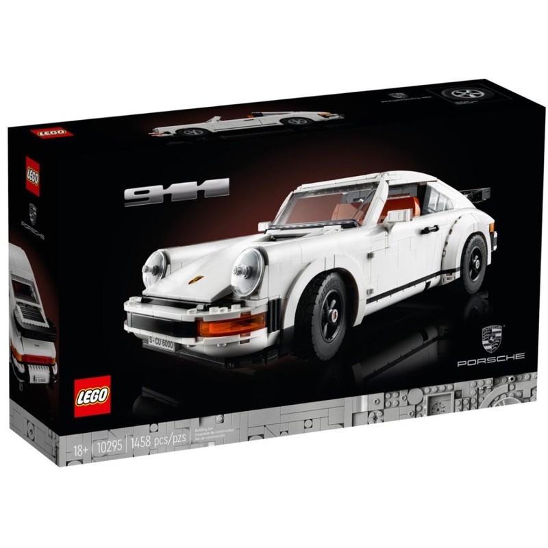[現貨]LEGO 10295 保時捷911 可面交 創意系列 LEGO Creator Porsche 911