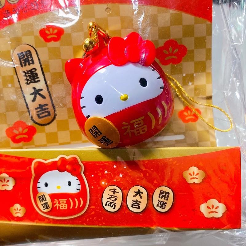 Hello Kitty 達摩 造型悠遊卡