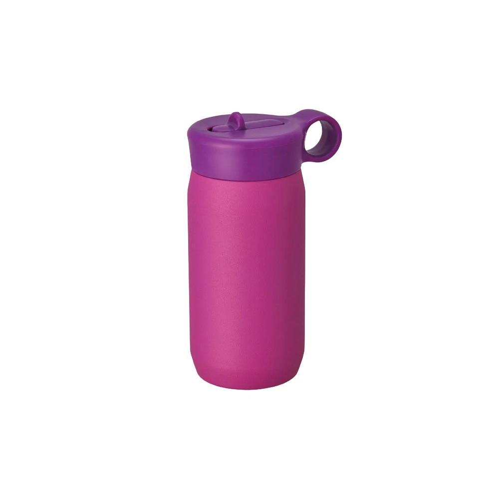 【KINTO】PLAY TUMBLER兒童保溫瓶 300ml- 紫