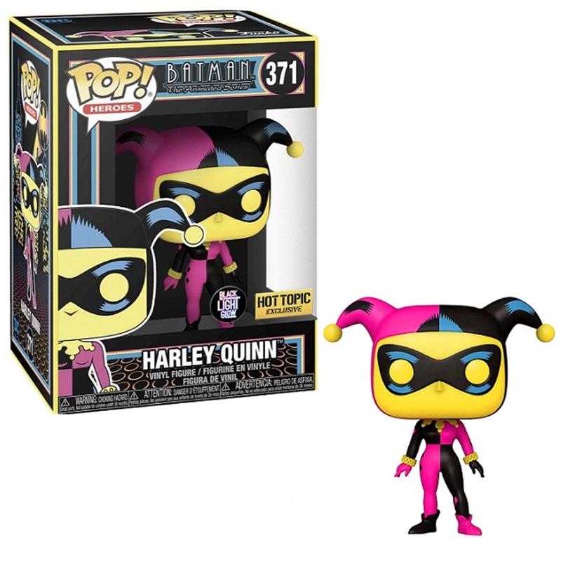 Funko POP! Batman:The Animated Series-Harley Quinn 371 全新