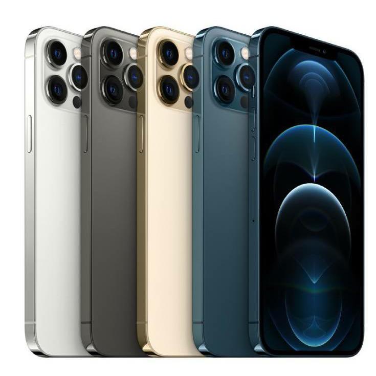 Apple iPhone 12 Pro 128/256G [太平洋藍 灰 銀 金]五月限搶折價卷 滿三萬折兩千