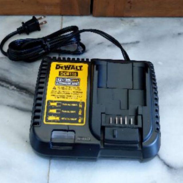 特價全新 得偉 DCB115 充電器 DeWalt