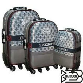 【BATOLON寶龍】21吋 皇家貴族加大六輪旅行箱/ 行李箱/ 拉桿箱 防潑水尼龍布面 商務箱 登機箱 拉桿有瑕疵 新北市