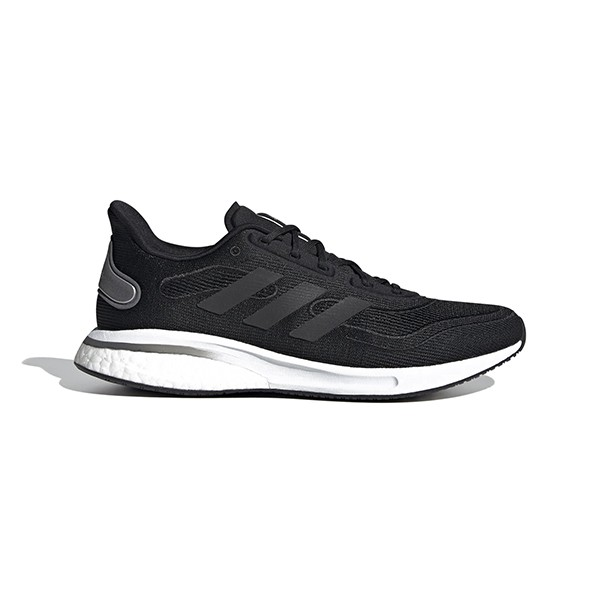 【ADIDAS】愛迪達 SUPERNOVA M 慢跑鞋 黑 男鞋 -EG5401