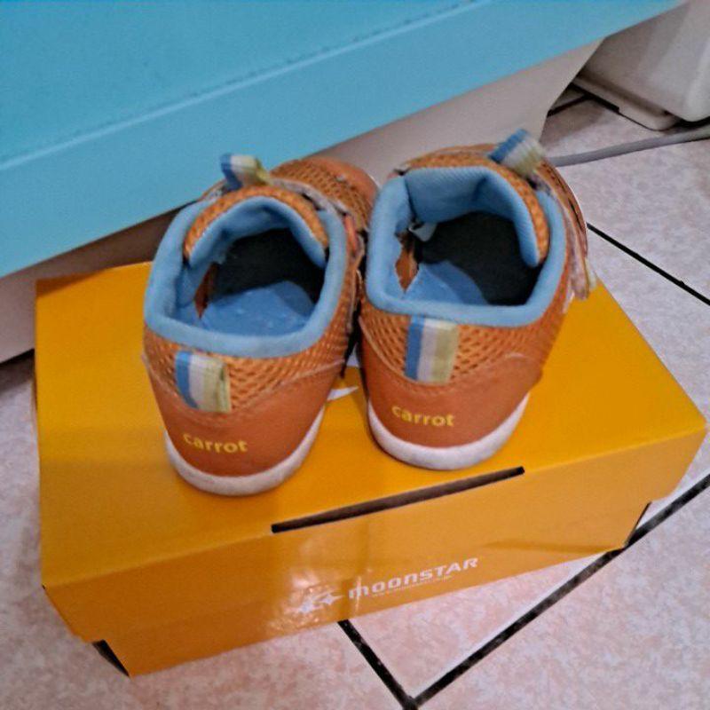 moonstar 寶寶運動鞋 14.5