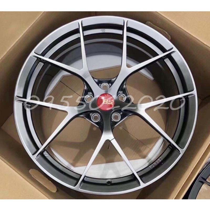 全鍛造RI-D輕量仕樣5孔112 19吋鋁圈20吋鋁圈BENZ/AUDI/VW/SKODA/BMW...皆可專車客製