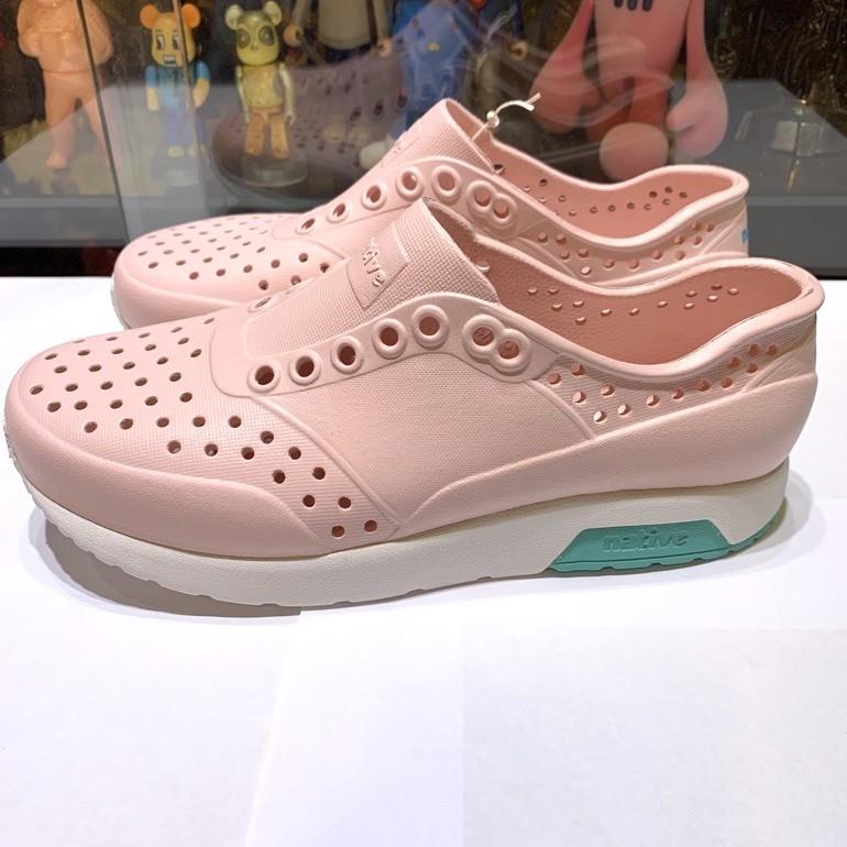 🔥限時新品8折🔥Native LENNOX 雷諾系列 洞洞鞋 懶人鞋 不怕水 晴雨兩穿