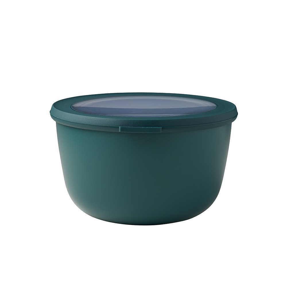 【荷蘭Mepal】 圓形密封保鮮盒2L - 共7色《WUZ屋子》