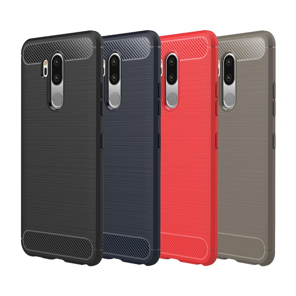 LG G6 G8s ThinQ K9 Q60 Q Stylus+ Q6 Q7+ 軟殼保護殼TPU按鍵全包式手機殼背蓋