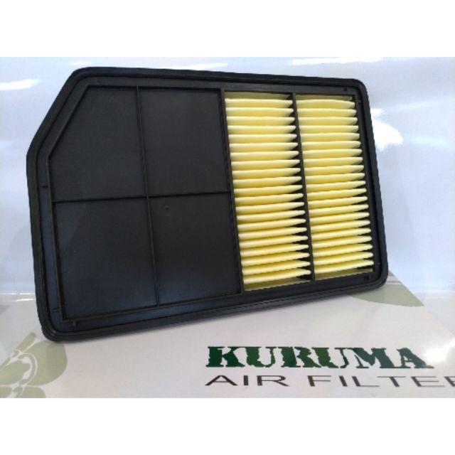元弘新品~三菱OUTLANDER HYBRID專用 KURUMA引擎濾網 空氣芯