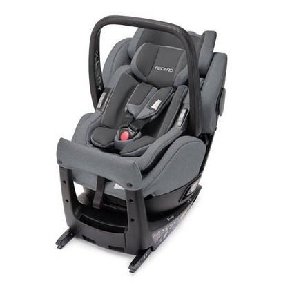 【德國代購】Recaro 汽車安全座椅Salia Elite i-Size Prime Silent Grey 2021