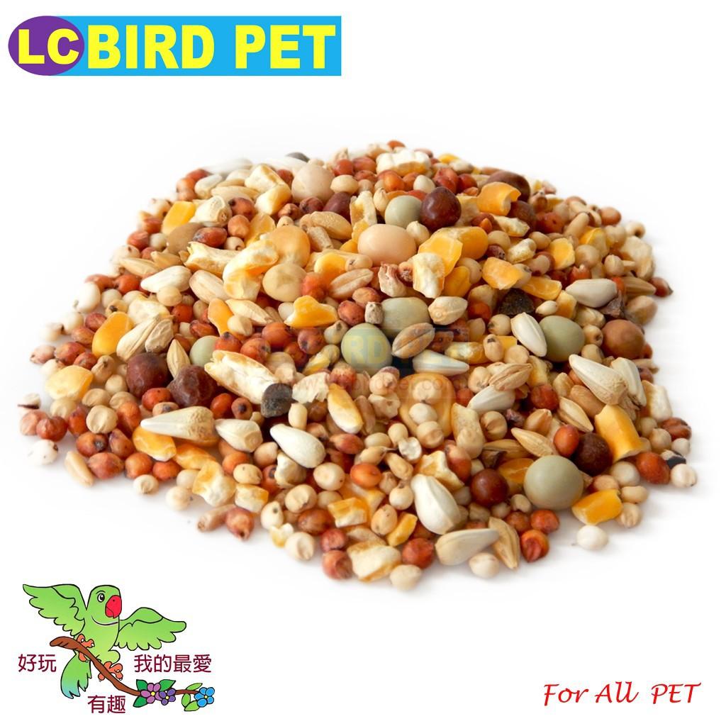 *來成鳥園 *<精選>鴿子飼料10斤/綜合雜糧飼料/倉鼠飼料~鴿子,斑鴆,斑鴆,麻雀,鸚鵡等野外鳥類和零嘴/鸚鵡飼料