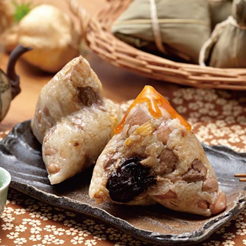 古早味五穀養生南部肉粽 240g±10%/顆