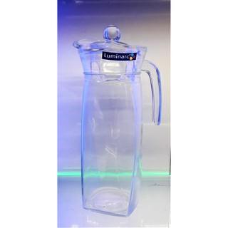 【米歐電器商行】『Luminarc』☆法國樂美雅 棱鏡玻璃冷水壺 1.3L時尚精品  ARC-J8583送禮自用破盤出清 宜蘭縣
