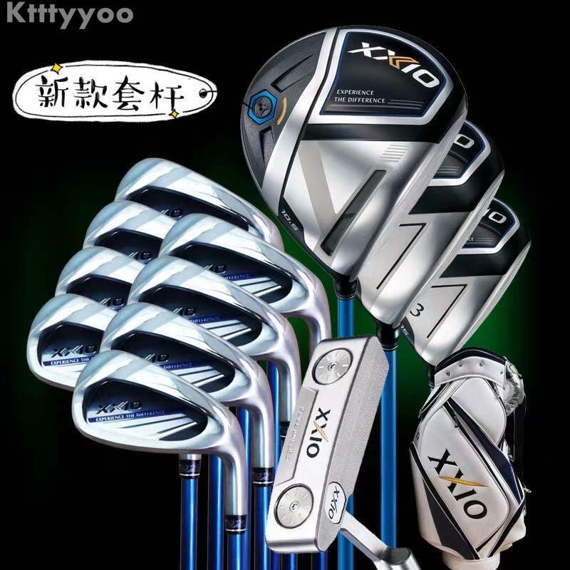 現貨免運 正品golf 2020新款XXIO XX10高爾夫球桿 MP1100系列男士套桿 全套 包郵