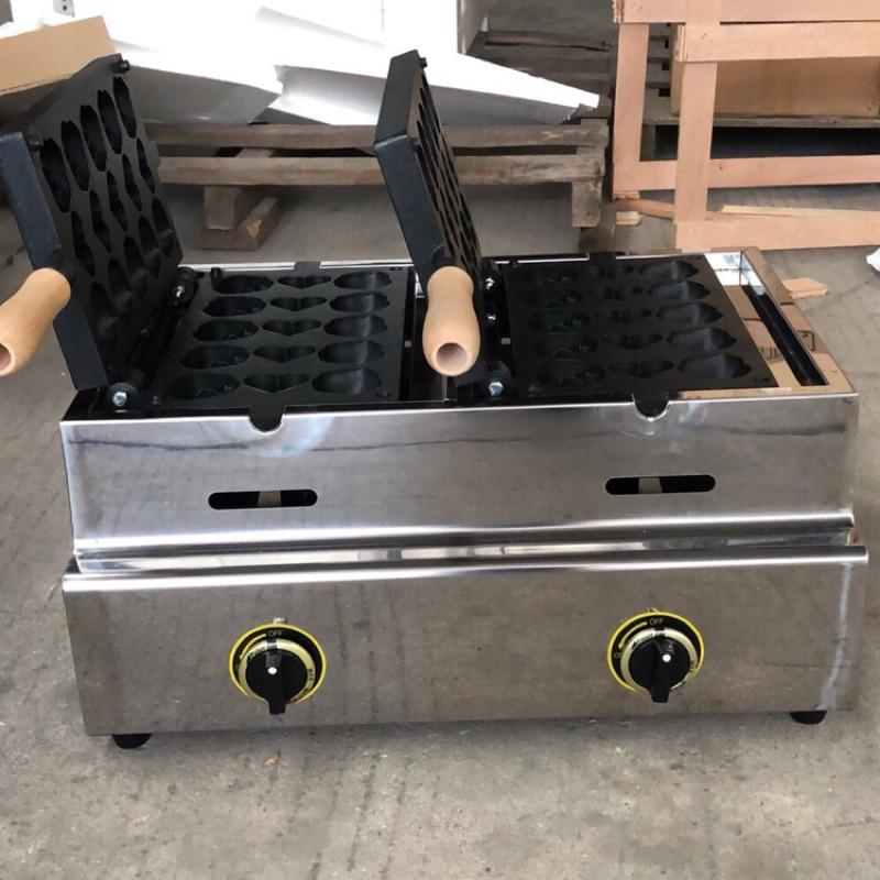 (烘培小當家)瓦斯燃氣玫瑰花瓣愛心造型雞蛋糕爐。電子式電熱式雞蛋糕機雞蛋糕粉設備原料模具烤模創業生財設備器具
