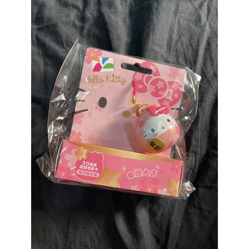 [現貨]粉紅kitty達摩悠遊卡