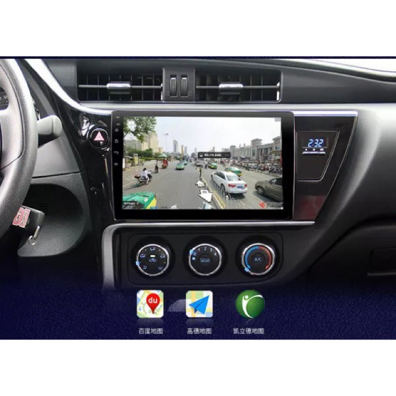 TOYOTA Altis  11-11.5代 2014-2017年 安卓系統 觸控螢幕 汽車主機