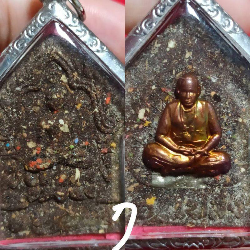 ✨現貨 2563 阿贊丙 阿贊炳 59靈坤平 590坤平 99歲紀念版 泰國佛牌