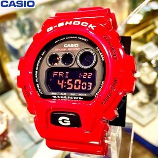 CASIO 【熱賣 New 】卡西歐 G-Shock Dw6900 數字運動手錶男士手錶 Dw-6900Cc-6