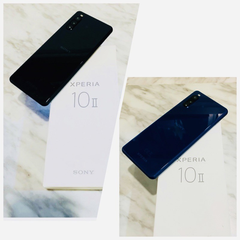 🍒1/8更新!降價嘍🍒 二手機 Sony Xperia 10 II 二代(6吋 雙卡雙待 128GB)
