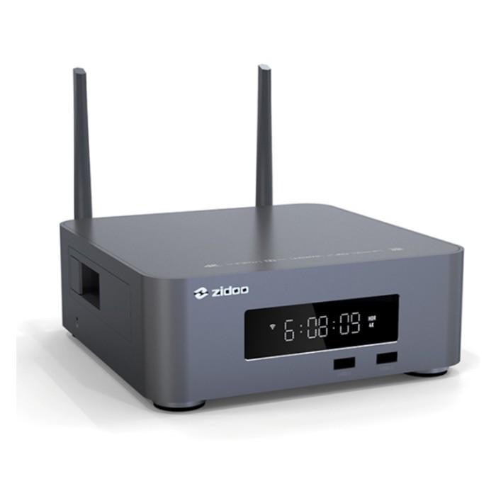 Zidoo Z10-PRO 4K藍光高性能多媒體播放機 公司貨享保固《名展影音》