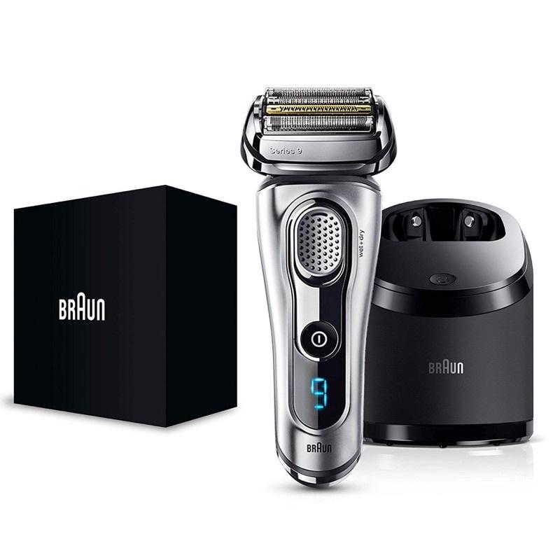 日本代購 德國百靈 9295CC 9系列電動刮鬍刀 德國製 全球一年保 Braun 9395CC 9394CC