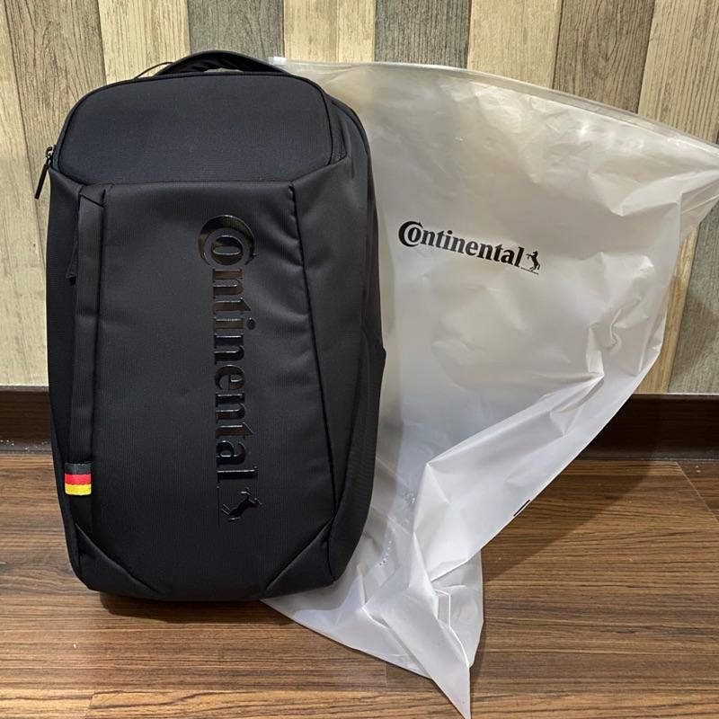 原價1500 Continental 德國馬牌 酷黑背包 多功能背包