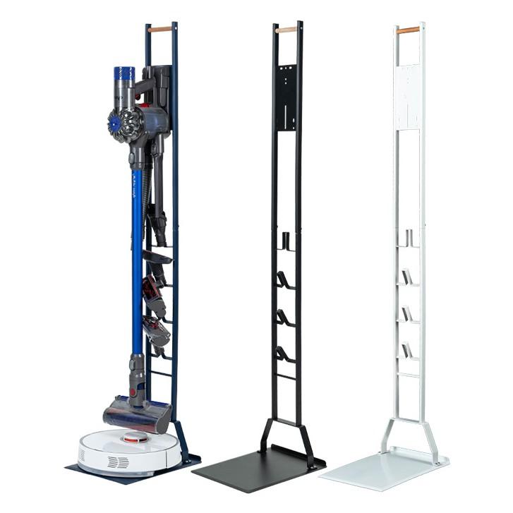 第四代 多功能Dyson吸塵器架 日系 掃地機器人收納 免鑽牆 吸塵器收納架 適用V6-V11 A9 D18【A052】