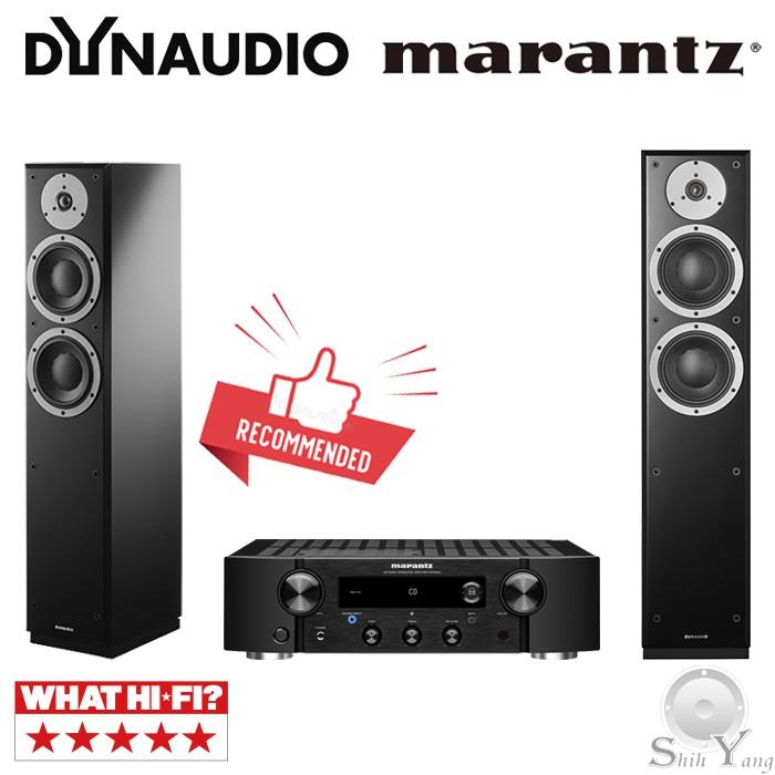 Marantz PM7000N 網路音樂串流綜合擴大機 + Dynaudio EMIT M30 落地喇叭 公司貨保固