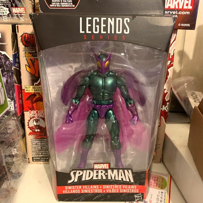 Marvel legends 6吋 甲蟲人 僅取出Baf 本體全新未拆 蜘蛛人 返校日 孩之寶