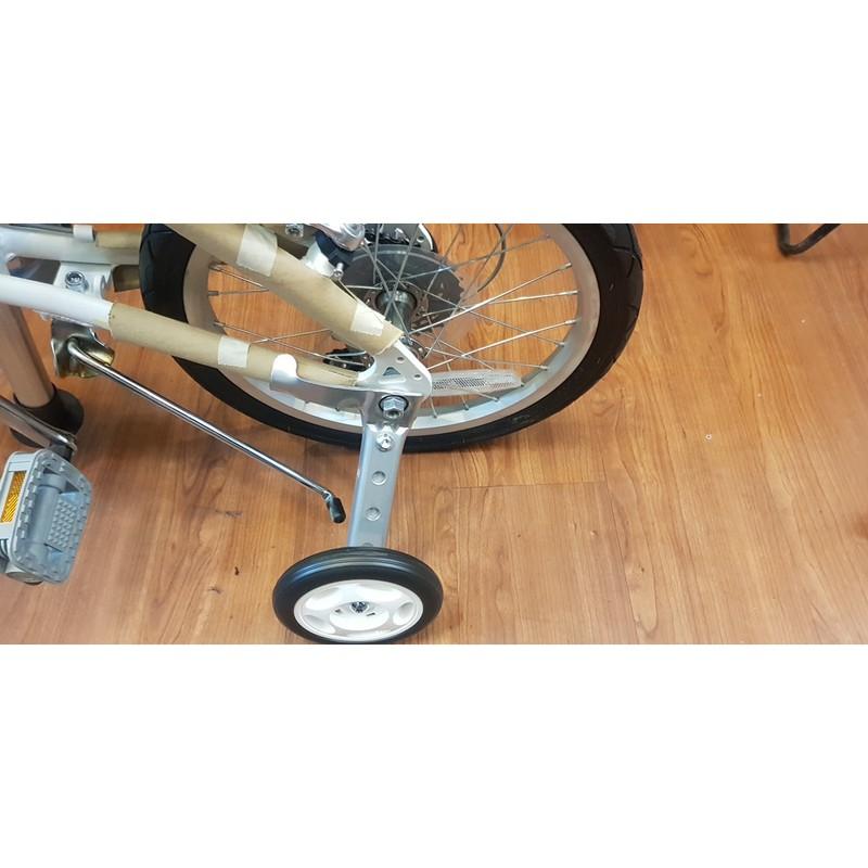 【Bb鐵馬】全新OYAMA歐亞馬折疊車16寸用變速輔助輪mini小神馬用