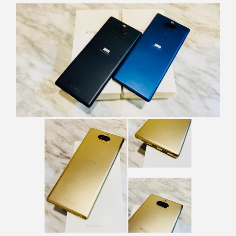 🌈3/5更新!降價嘍🌈 二手機 台灣版Sony xperia 10plus (雙卡雙待6.5吋 i4293 64GB )