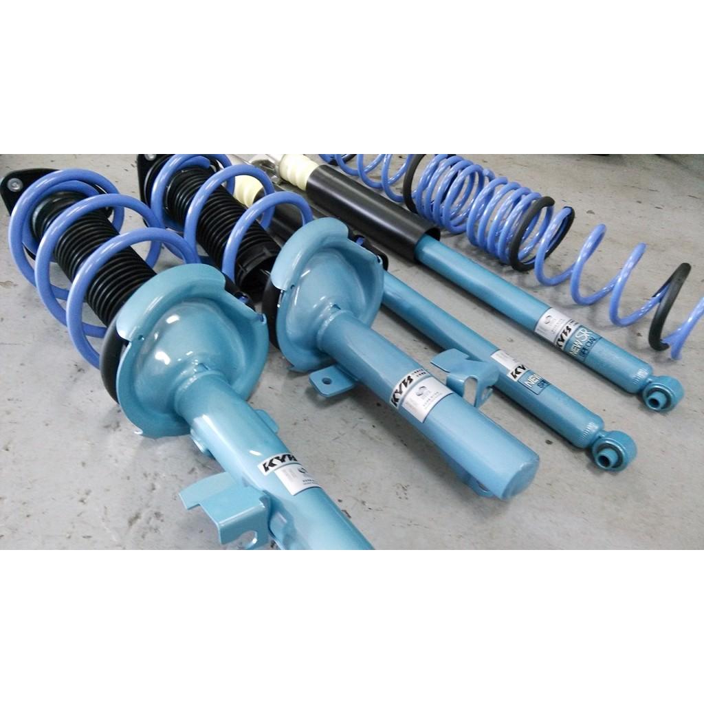 日本KYB NEW SR 藍筒避震器 / FORD FOCUS MK2.5 (04-11) 專用
