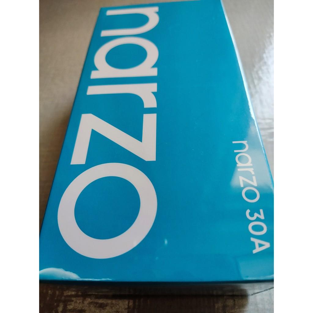 realme narzo 30A G85超大電量遊戲機 4GB/64GB 鐳射黑 鐳射藍 贈空壓殼